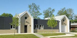 LIFE Home building